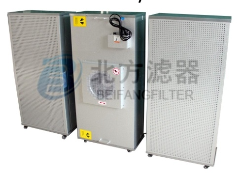 Industrial and Home HEPA Air Purifier