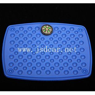 "Car Non-Slip Mat ""with Compass"" (JSD-P0046)"