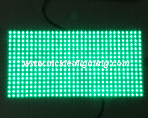 P10 Indoor & Outdoor Red Monochrome LED Display Module