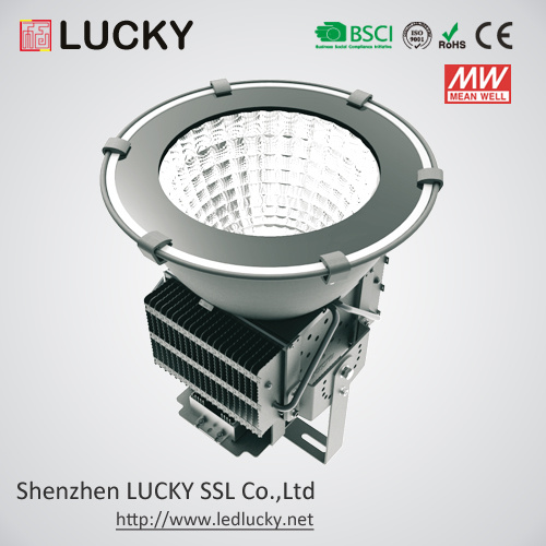 500W LED High Bay Industrial Light for Factory Lighting