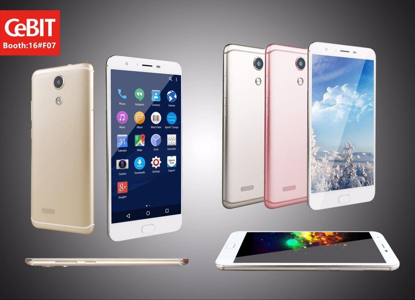 5.5 Inch OLED 720*1280 Display 16MP Camera Octa-Core 4G China Smartphone