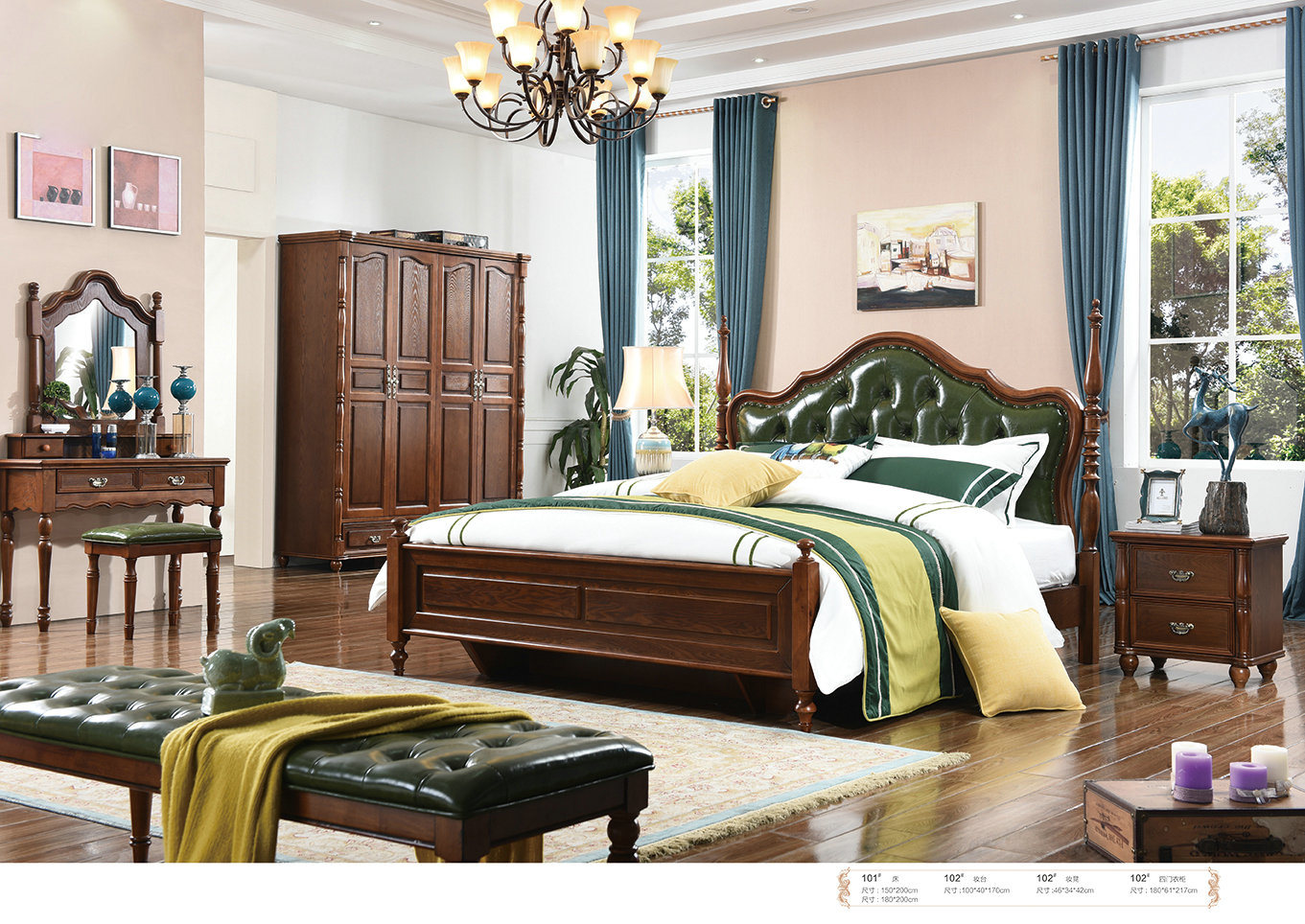 American Style Bedroom Furniture Design Inspirations Home Design
