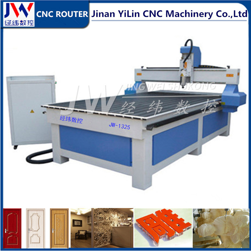 1325 Woodworking CNC Router for Wood Furniture Advertising Stone Engraving