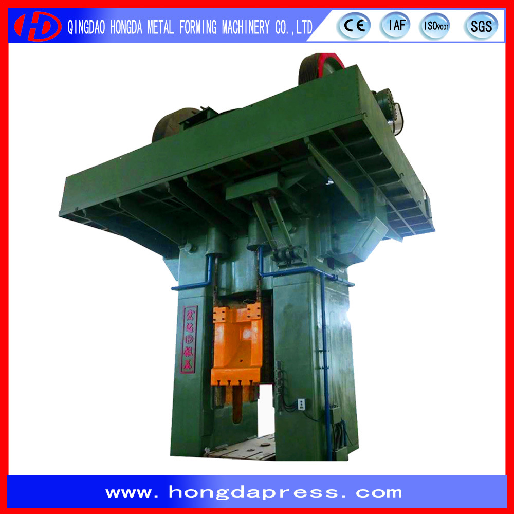 Double Disc Friction Screw Press
