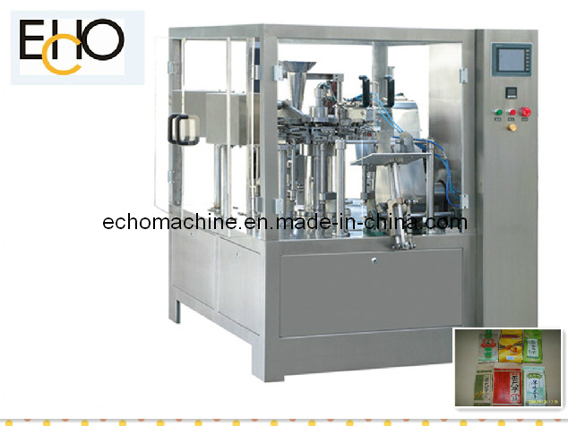 Full Automatic Food Fill-Seal Machine (MR6/8-200)