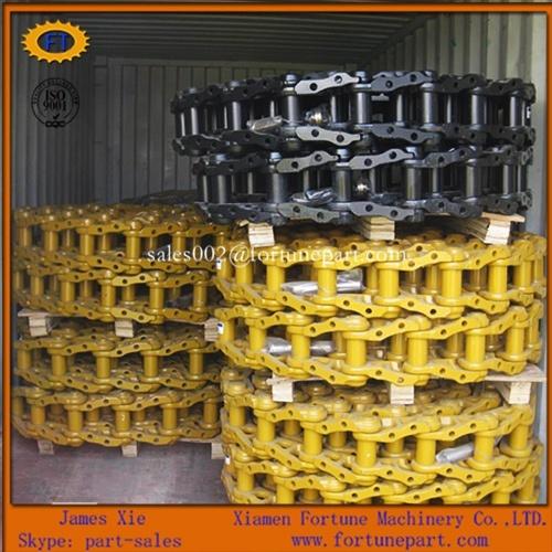 Caterpillar Komatsu Excavator Bulldozer Undercarriage Lubricated Track Chain Spare Parts