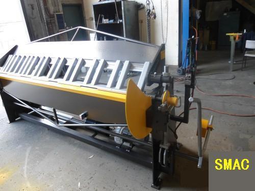 Semi Hydraulic Panbrake Folding Machine (Shpb2502)