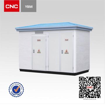 Power Substation Prefabricated Ybm (1P) -12/0.4 Series
