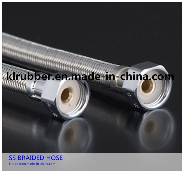 High Pressure Flexible Stainless Steel Hose for Shower