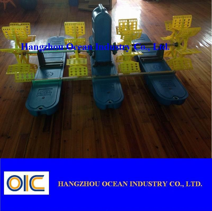 Paddle Wheel Aerator for India Market