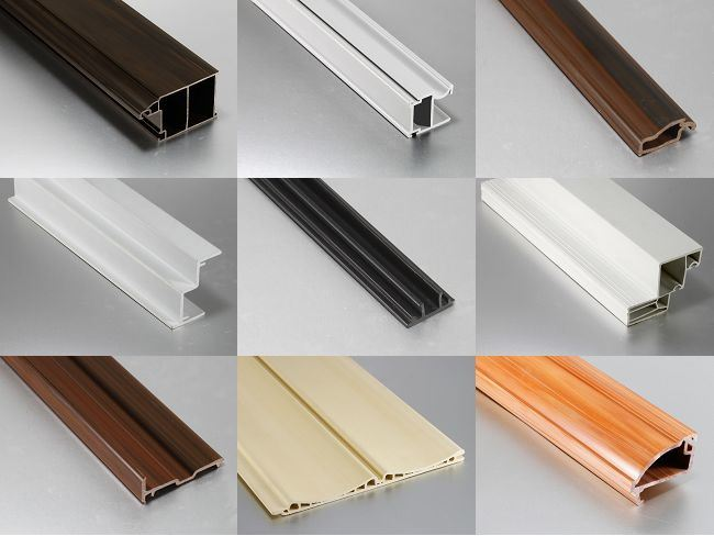 PVC Window Profile Extrusion Production Line (JG-YXSZ)