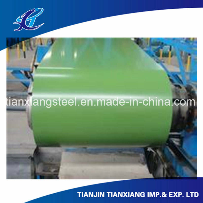 Metal Sheet JIS G3312 CGCC Prepainted Galvanized Steel Coil