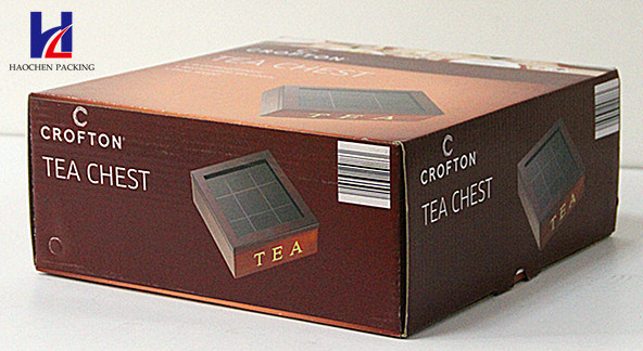 Custom Household Cardboard Gift Box Packaging Packing Box