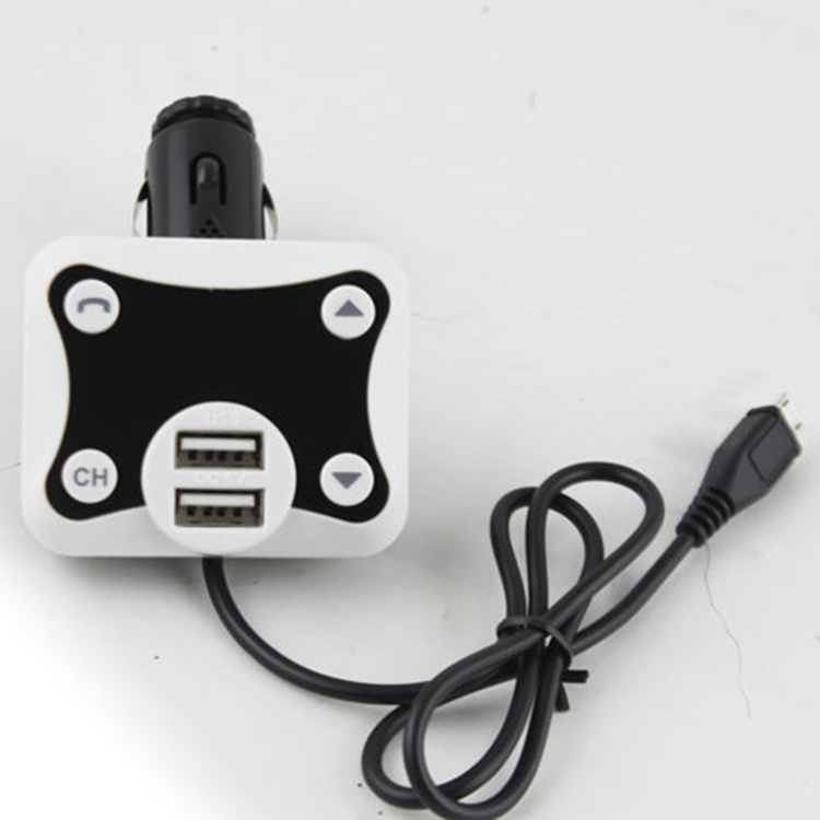 Bluetooth Car MP3 Player with Car Charge Function