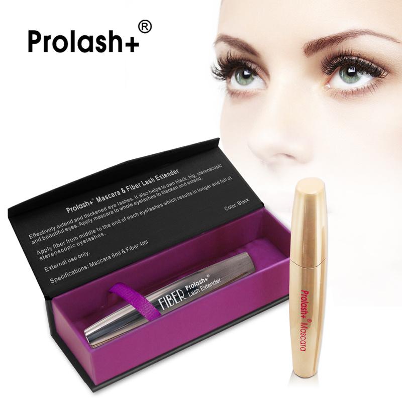 Private Label Prolash+ Macara & Fiber Lash Extender Mascara Set