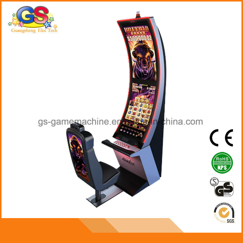 2017 Hotest China Top Casino Jammer Novomatic Slot Machine for Sale