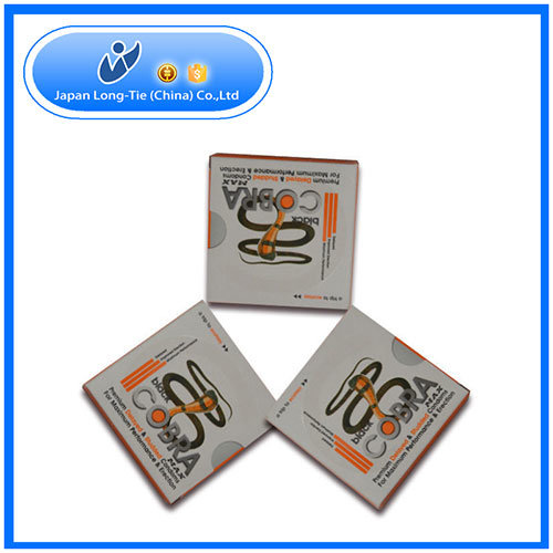 Natural Latex Condom with OEM