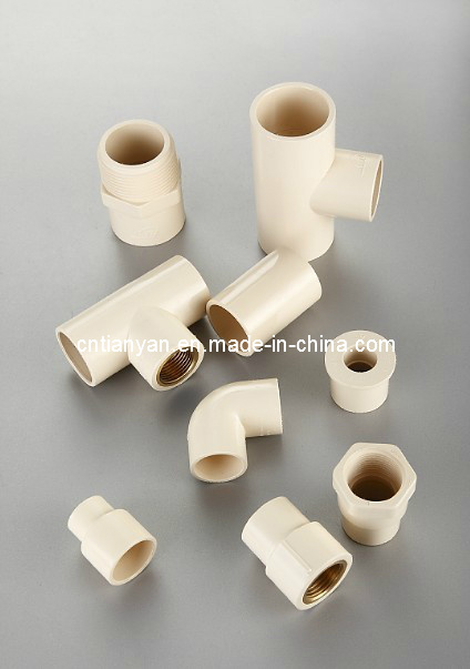 CPVC Pipe Fittings for Water Supply (ASTM D2846)