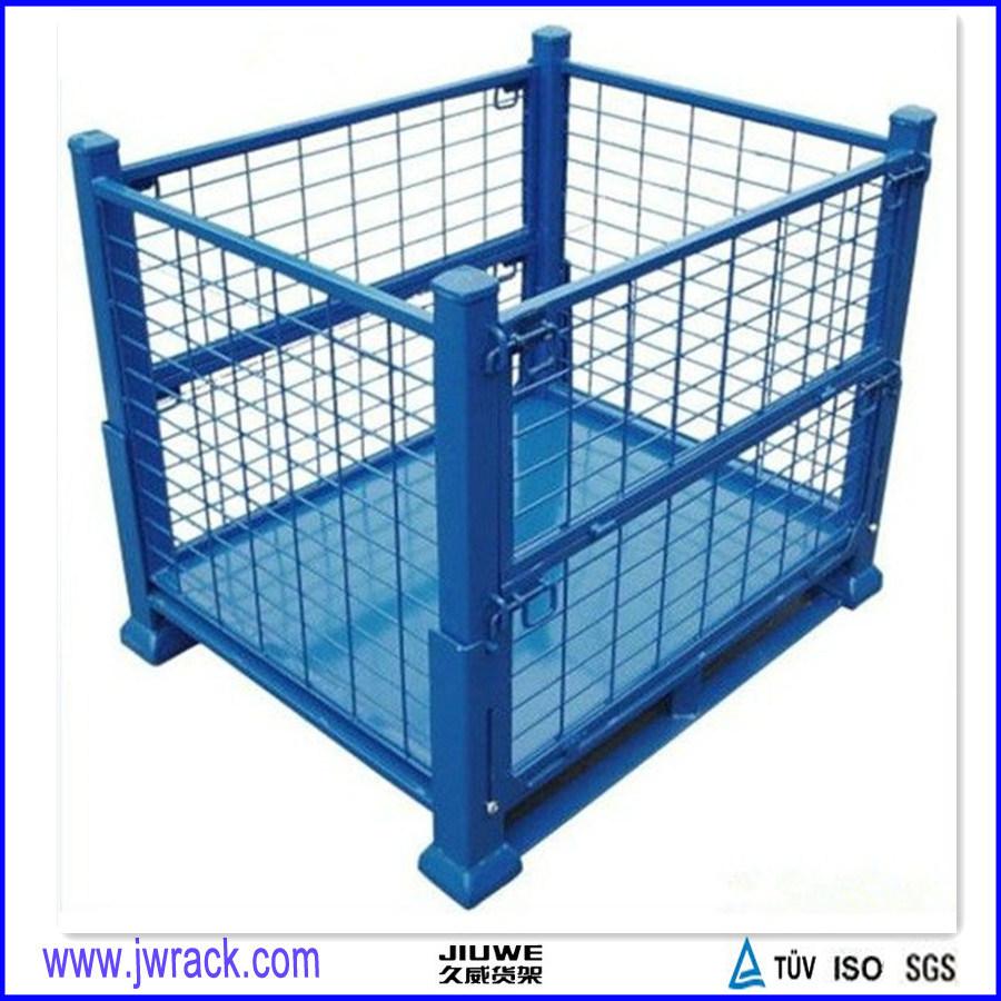 Warehouse Storage Steel Cage