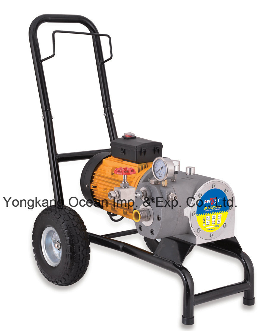 Hyvst Diaphragm Pump Airless Paint Sprayer Spx2200-250
