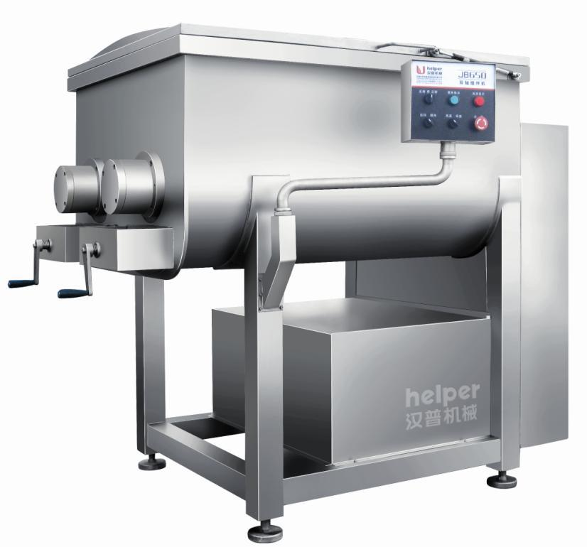 sausage making machine meat processing machine from china page 2 - Meat Mixer