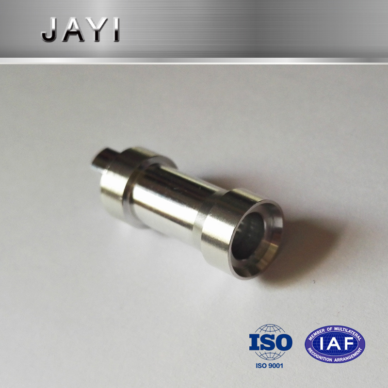 Aluminum Parts for Valve Into Auto Industrial, CNC Machined Parts