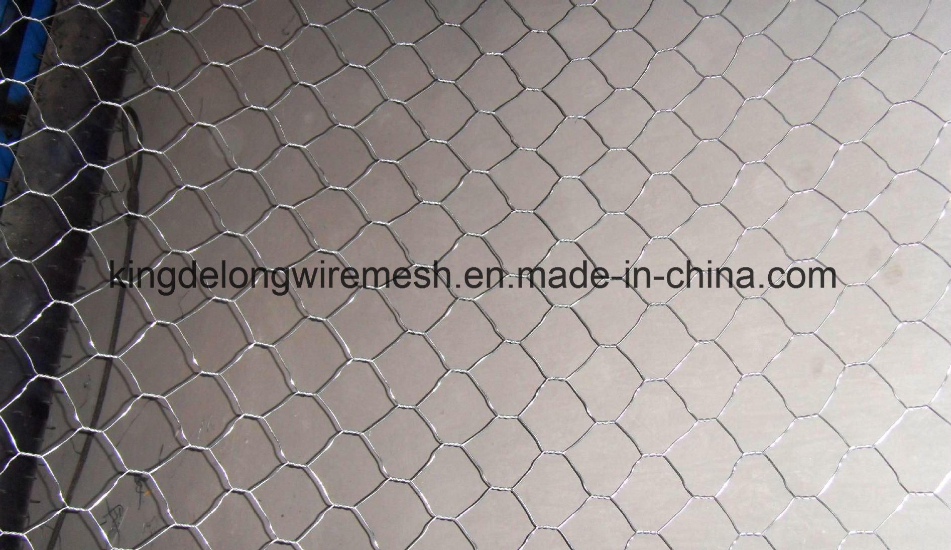 Hexagonal Wire Netting From Kdl