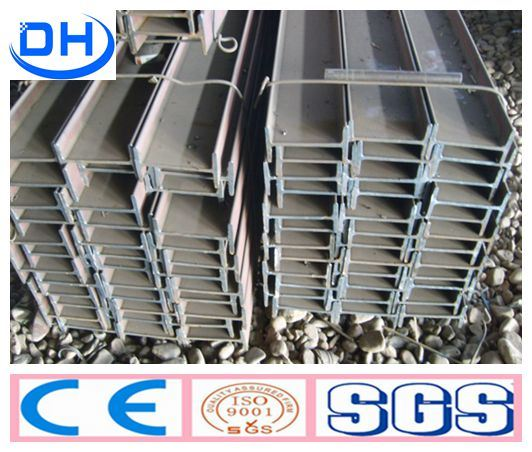 China Competitive Price Hot Rolled I Beam in Steel Profile