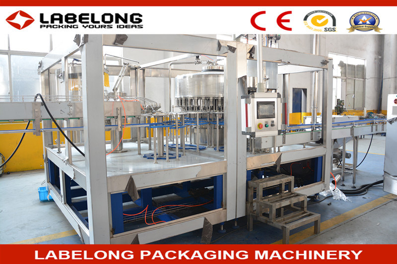 Small Capacity Drinking Water Bottling Line