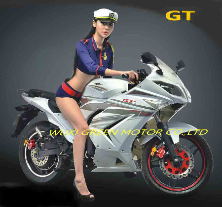 LED Lights 250cc/200cc/150cc Racing Motorcycle, Sport Motorcycle, Motorcycle (GT)