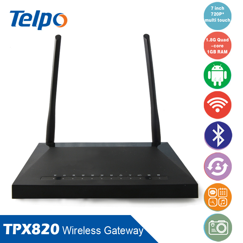 Wireless VoIP Gateway, IP, ICMP, ARP Network Protocol