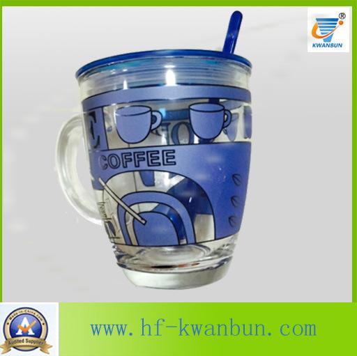 High Quality Glass Cup Mug Glassware Kb-Hn0726