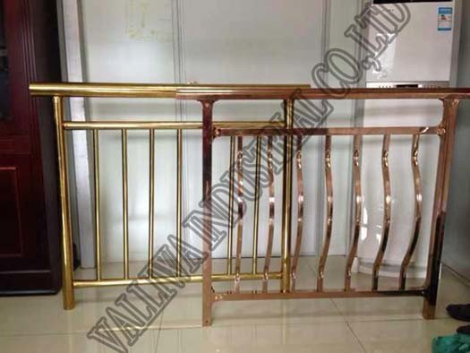 Stainless Steel Pipe for Staircase