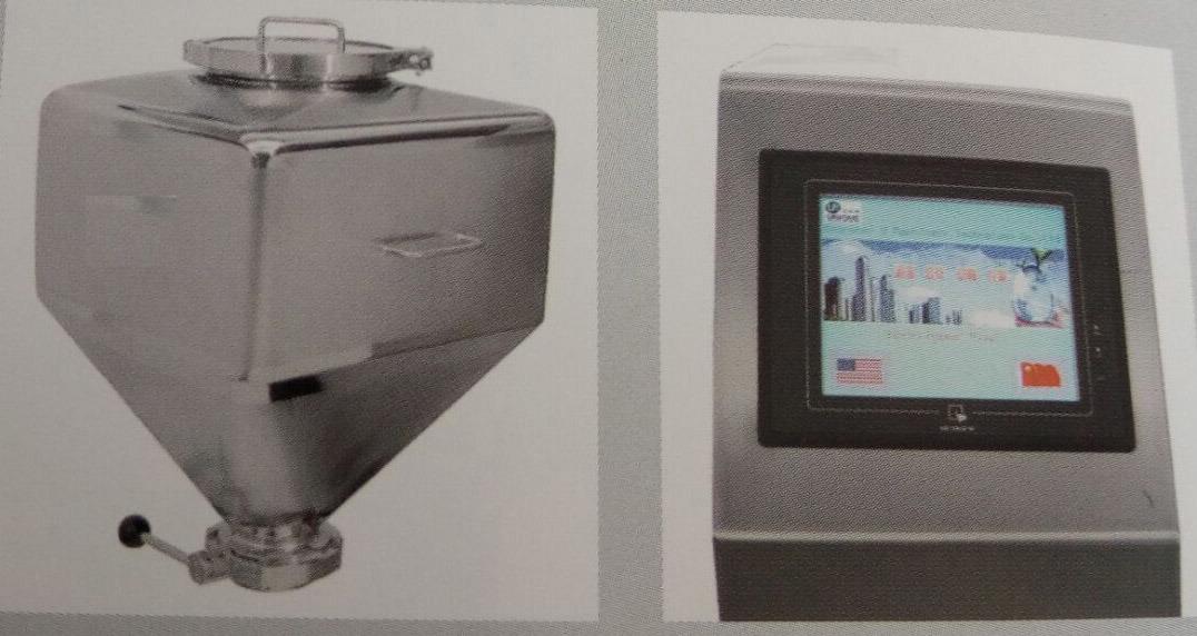 HD-50 Blender Chemical Machinery