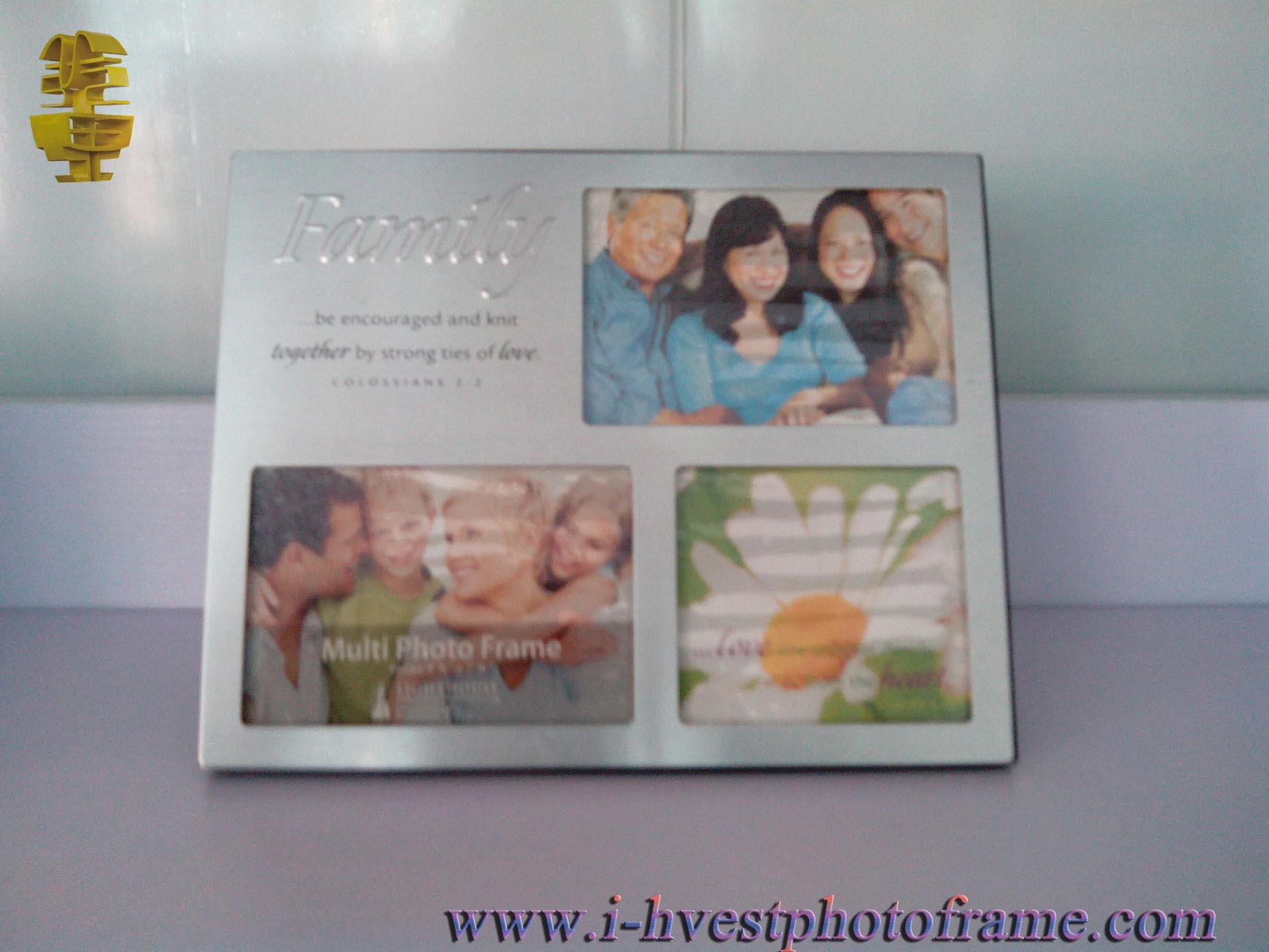 Beautiful and Lovely Multi Opening Photo Frame (AMO14002)