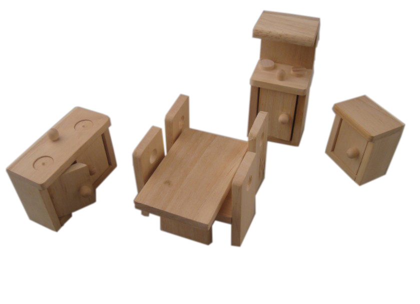wooden toy furniture