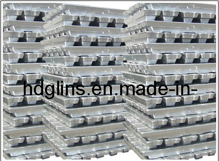 High Purity Aluminum Ingot 99%