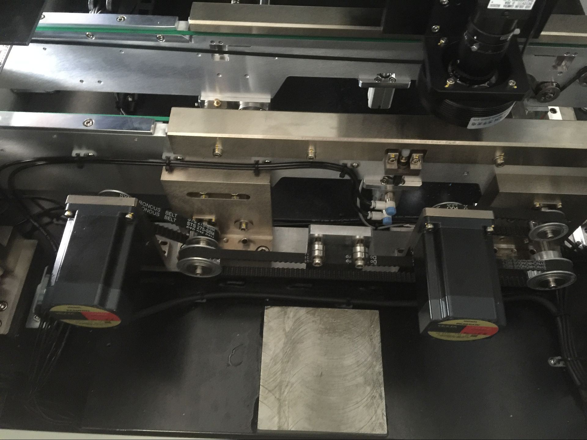China 20W Metal Fiber Laser Marking Equipment with Good Quality