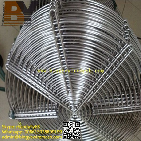 High Quality Stainless Steel Fan Guard