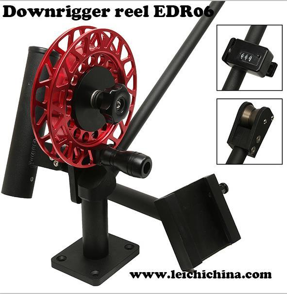 Top Quality Aluminum Fishing Manual Downrigger
