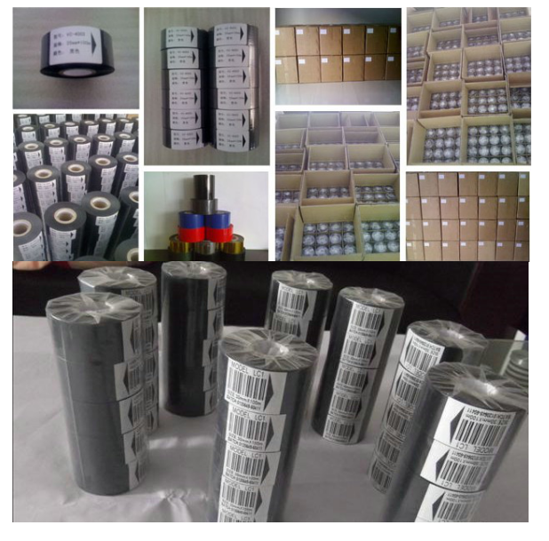 30mm*100m Hot Stamping Coding Foil
