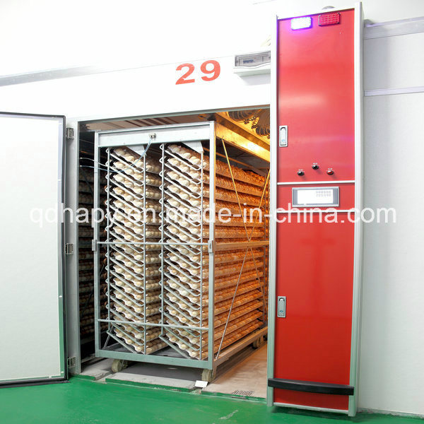 CE Approved Full Set High Quality Poultry Egg Hatching Equipment