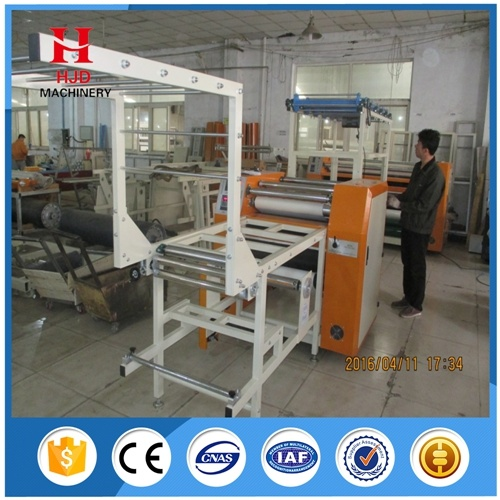 Ribbon Fabric Oil Drum Heat Transfer Printing Machine