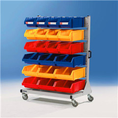 Waterproof Spare Plastic Stackable Electronic Component Storage Bin, Box