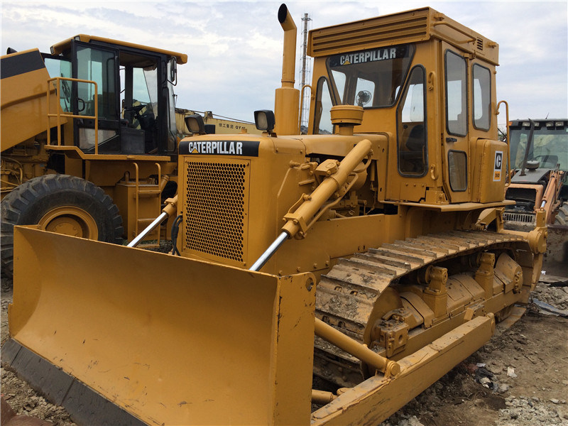 Used Caterpillar D6d Bulldozer with Ripper