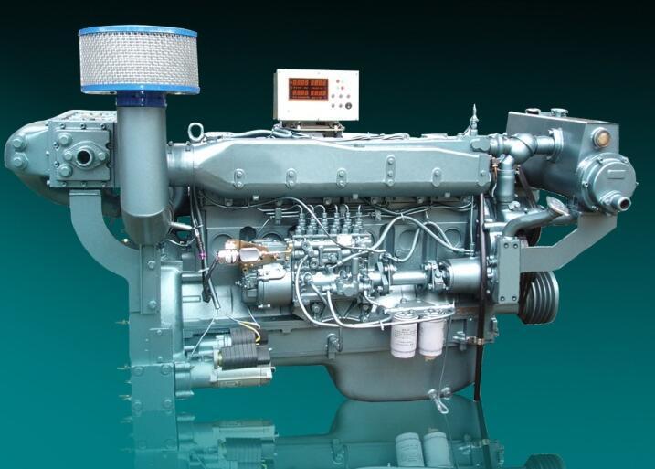Steyr Wd615 Series Marine Diesel Engine for Boat/ Vessel/ Ship