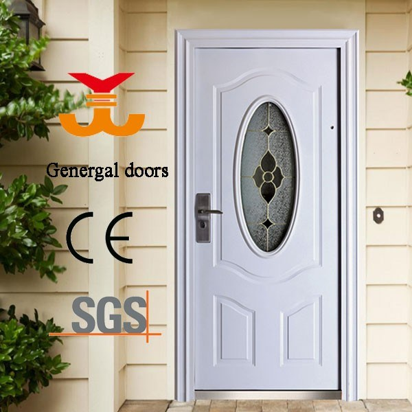 Steel Exterior Villa Door