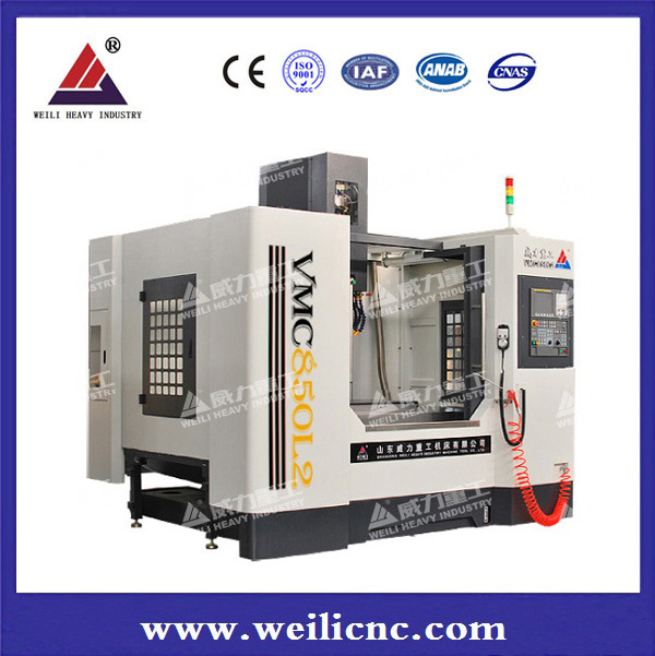 Vmc850 Econimic CNC Milling Machine
