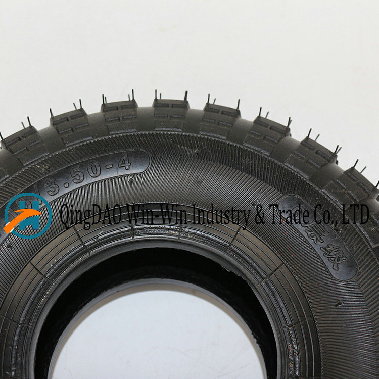 4.10/3.50-4 Tires for Hand Truck/Hand Trolley/Tool Cart