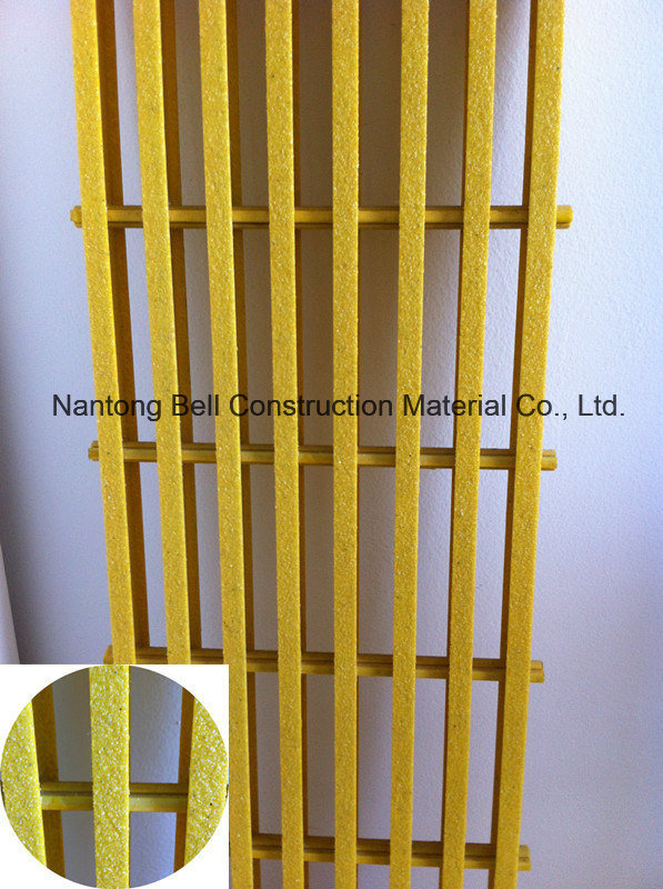 Fiberglass Pultruded Grating, Glassfiber Pultrusions, FRP/GRP Grating.